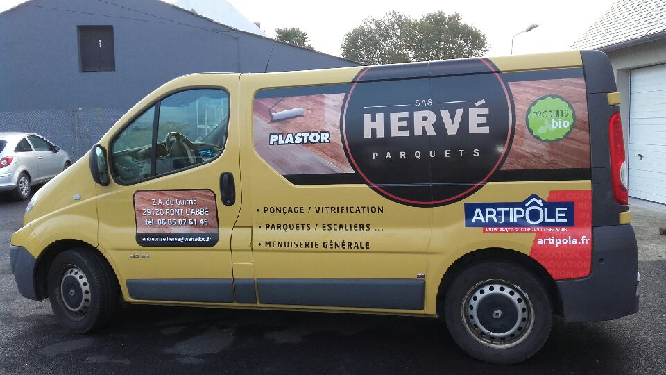 contact camion herve parquet - Contact & Plan