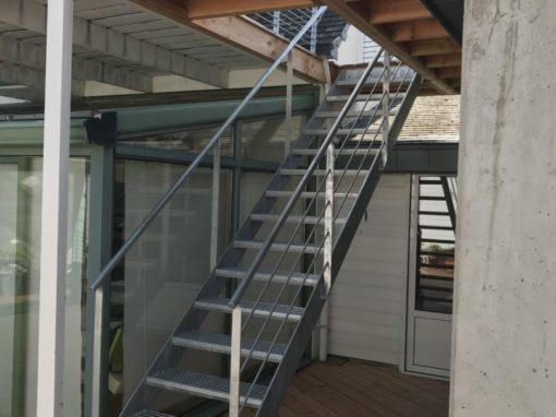 menuiserie interieur escalier