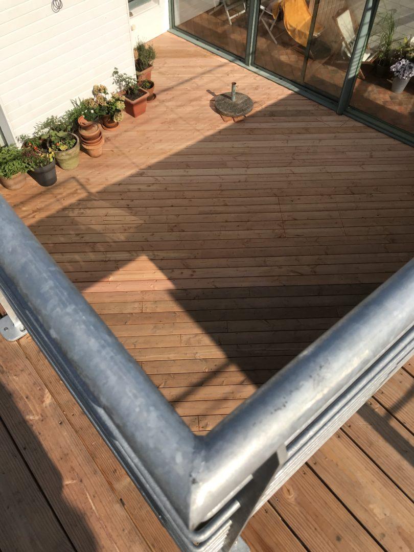 pose et renovation de terrasse en bois ou en composite - Terrasse